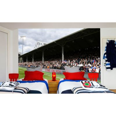 Fulham FC - Craven Cottage Stadium Full Wall Mural Main Stand Image
