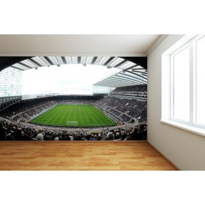 Newcastle United FC - St James Park Stadium Full Wall Mural Full Stadium Picture
