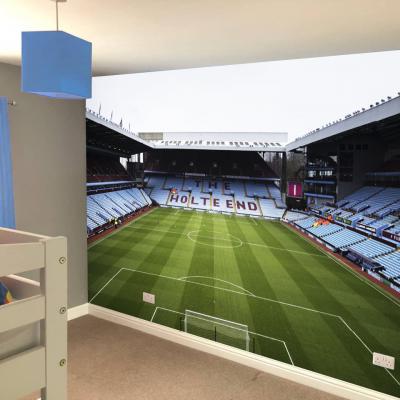 Aston Villa Football Club Villa Park Stadium Full Wall Mural