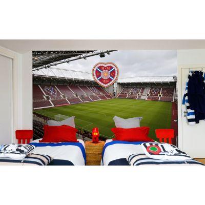 Heart of Midlothian F.C. - Tynecastle Stadium Full Wall Mural