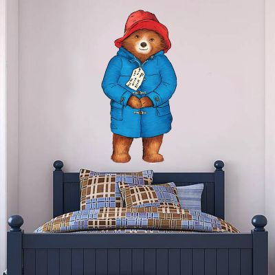 Paddington Bear - Paddington Wall Sticker 001