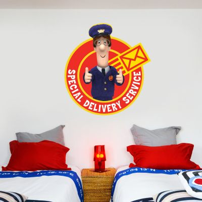 Postman Pat - Special Delivery Service Wall Sticker