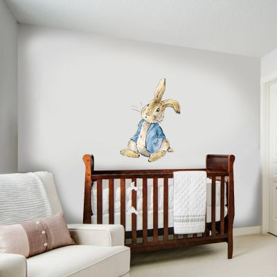 Peter Rabbit Sitting Down Wall Sticker