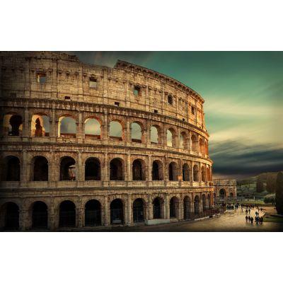Roman Colosseum Wall Mural