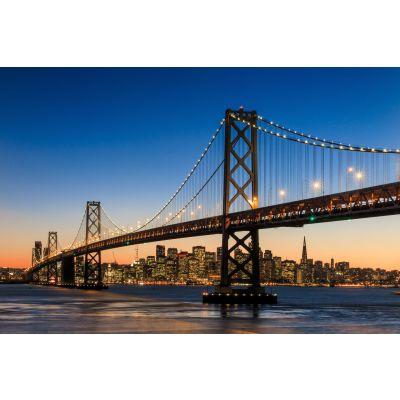 San Francisco Bridge Wall Mural