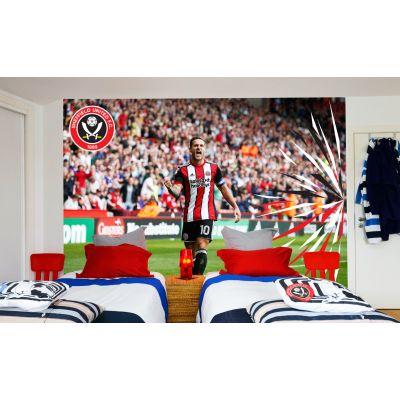 Sheffield United FC - Bramall Lane Stadium Full Wall Mural