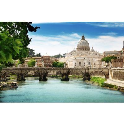 St. Peter's Basilica Vatican City Wall Mural