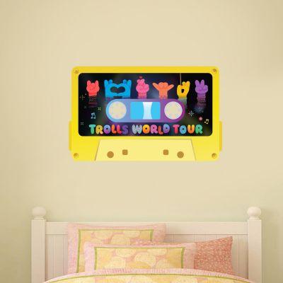 Trolls World Tour - Music Tape Wall Sticker
