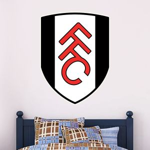 Fulham F.C. - Crest Wall Sticker