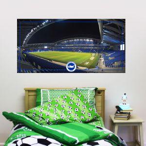 Brighton and Hove Albion FC Amex Stadium Wall Sticker
