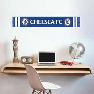 Chelsea Football Club - Blues Scarf Wall Decal