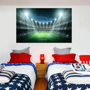 Football Stadium Lights Wall Sticker