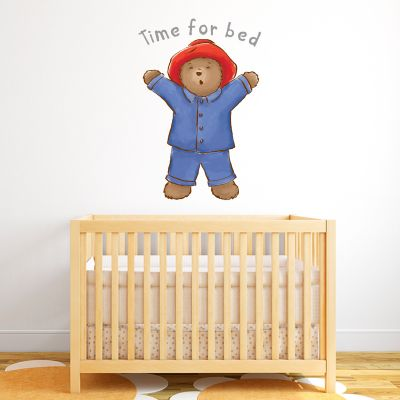 Baby Paddington Bear - Time For Bed