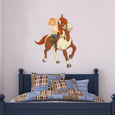Spirit Riding Free - Abigail & Boomerang Wall Sticker Set