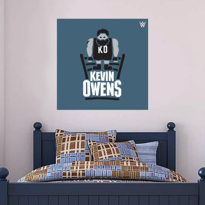 WWE - Kevin Owens Graphic Wall Sticker