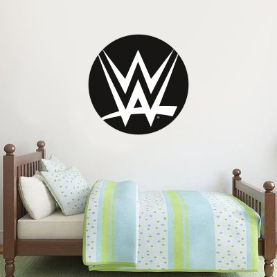 WWE - Logo (Circle) Wall Sticker