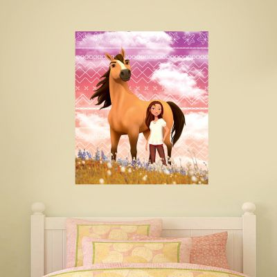 Spirit Riding Free - Lucky & Spirit Wall Sticker Poster