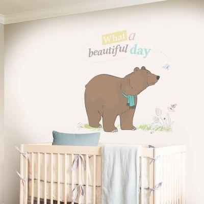 Beautiful day Bear Hunt Wall Sticker