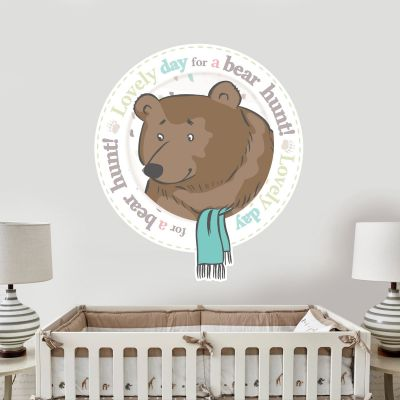Bear Hunt 'Lovely day for a Bear Hunt' Wall Sticker