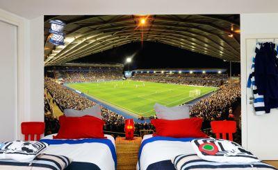 Birmingham City FC - St Andrew Stadium Full Wall Mural