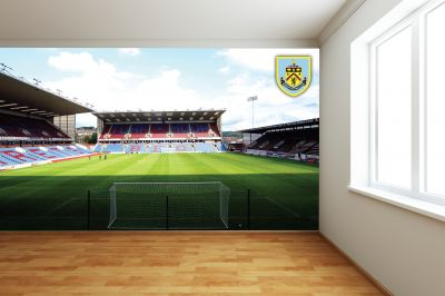 Burnley FC - Turf Moor Stadium Full Wall Mural