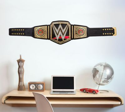 WWE - Championship Belt Wall Sticker