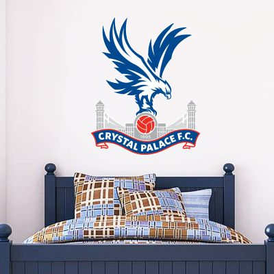 Crystal Palace F.C. Crest Wall Sticker