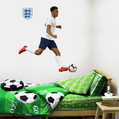 Trent Alexander-Arnold Player Wall Sticker+ Bonus England Sticker Set
