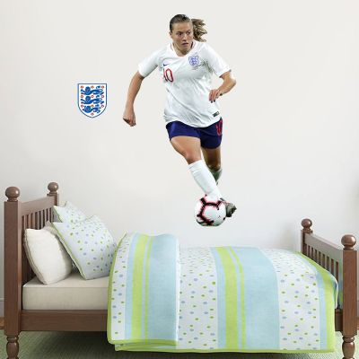 Fran Kirby Player Wall Sticker+ Bonus England Sticker Set