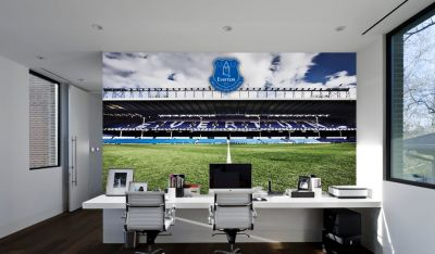 Everton FC - Goodison Park Stadium Full Wall Mural