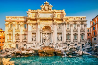 Fountain Di Trevi, Rome Wall Mural
