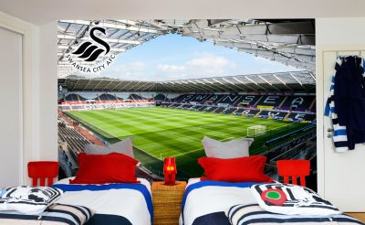 Swansea City FC - Liberty Stadium Full Wall Mural