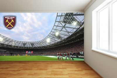 West Ham United FC - London Stadium Full Wall Mural