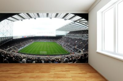 Newcastle United FC - St James Park Stadium Full Wall Mural
