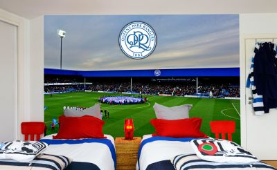 Queens Park Rangers FC - Loftus Road Stadium Full Wall Mural