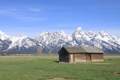 Grand Tetons Wall Mural