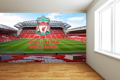 Liverpool  FC - Anfield Stadium Full Wall Mural