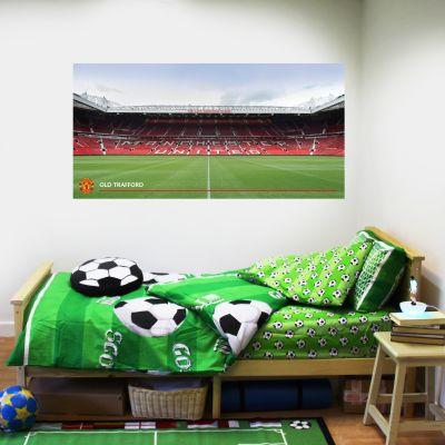 Manchester United F.C. - Old Trafford Stadium Wall Sticker