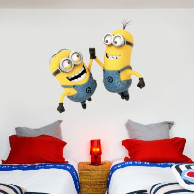 Despicable Me - Minion High Five Wall Sticker