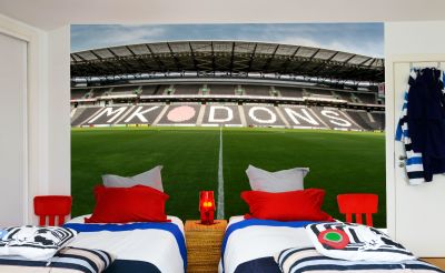 MK Dons - Stadium MK Full Wall Mural