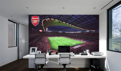 Arsenal Emirates Stadium Full Wall Mural