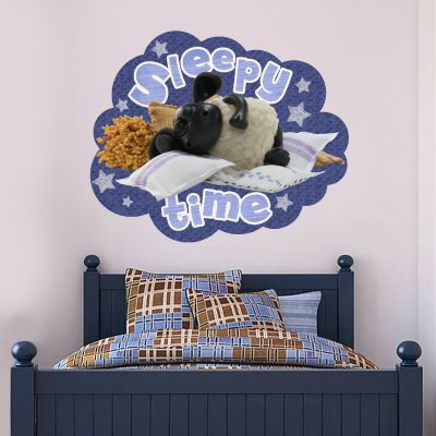 Timmy Time - Timmy Sleepy Time Wall Sticker