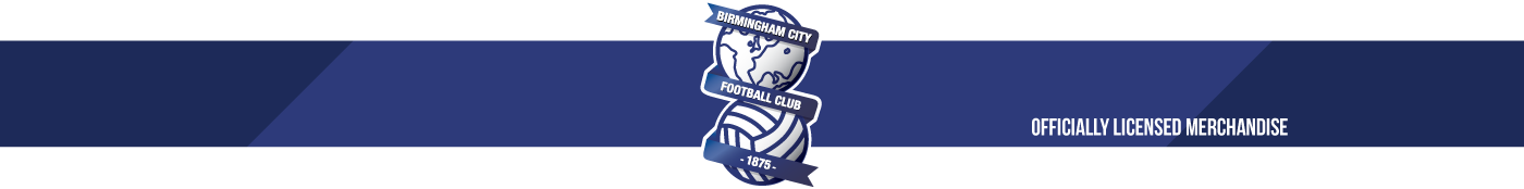 Official Licensed Football Entertainment Wall Stickers Birmingham City Bedroom Football Gifts The Beautiful Game