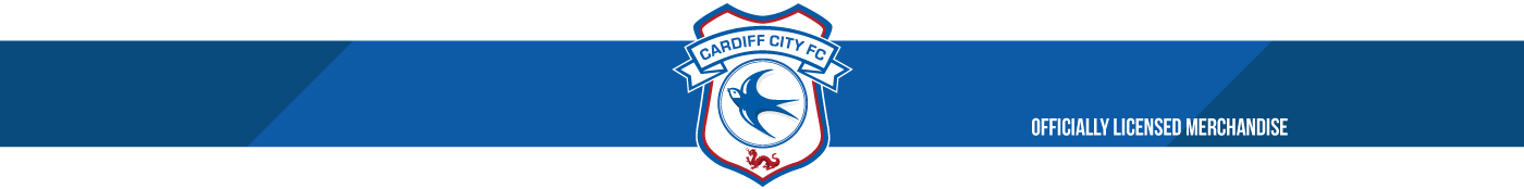 the official home of football wall stickers cardiff city