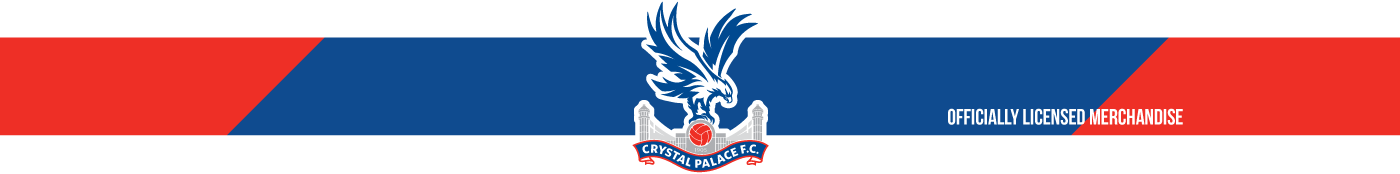 Official Licensed Football Entertainment Wall Stickers Crystal Palace Bedroom Football Gifts The Beautiful Game