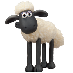Shaun the Sheep Wall Art